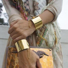 Exotisch Boho Legierung Armbänder 2 STÜCK