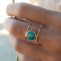 Schöne Legierung Ringe