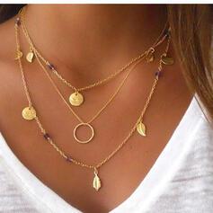 Anhänger heißeste Legierung Frauen Damen Halsketten