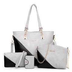 Elegant/Attraktiv/Spleißfarbe Umhängetaschen/Schultertaschen/Tasche Sets
