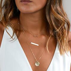 Schöne Modisch Sexy Legierung Halsketten Strandschmuck