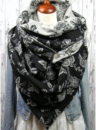 Druck mode/Komfortabel Schal