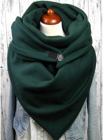 Einfarbig mode/Komfortabel/Dreieck Schal