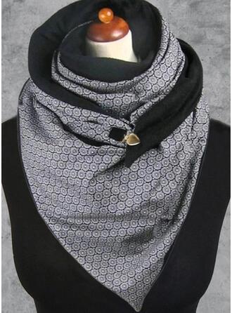Blumen/Retro /Jahrgang/Geometrisch Stolen/mode/Komfortabel Schal