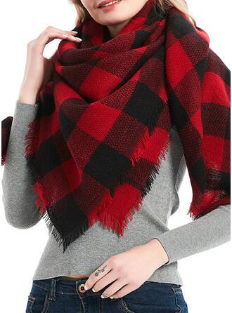 karierte attraktiv/mode/Komfortabel/Weihnachten Schal
