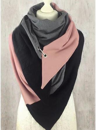 Einfarbig/Stitching mode/Komfortabel Schal
