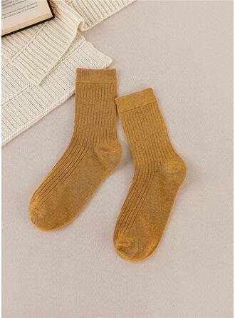 Einfarbig Warmen/Komfortabel/Damen/Quarter Socks Socken
