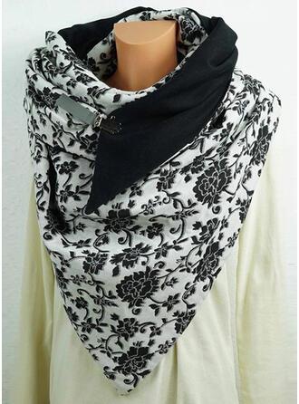 Druck Wiederverwendbar/Damen/Einfache Stil Schal
