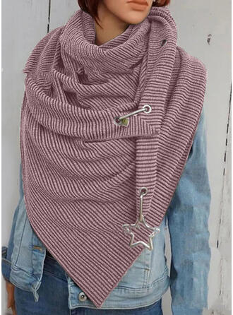 Einfarbig/Retro /Jahrgang mode/Komfortabel/Dreieck Schal