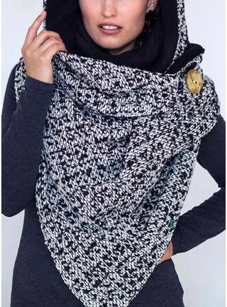 Retro /Jahrgang/Geometrische drucken Stolen/mode/Komfortabel Schal
